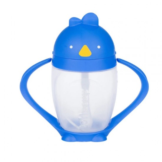Lollacup Straw Cup - Blue