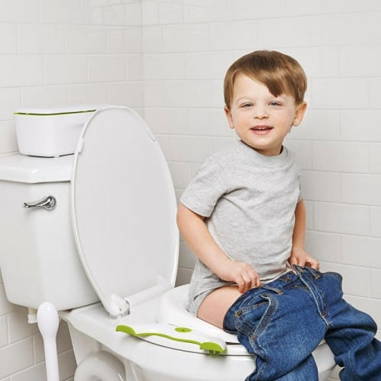 OXO tot 2-in-1 go potty - Green