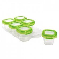 OXO Tot Baby Blocks Freezer Storage containers - 60 ml - Green