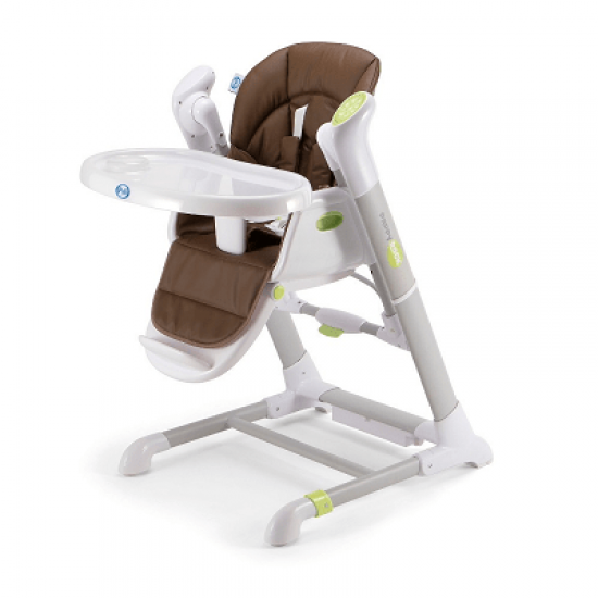 Pali Pappy Rock Multifunction Highchair - Brown
