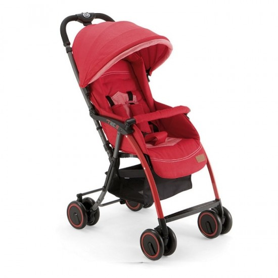 Pali TRE.9 Stroller - Denim Red (3500035DR)