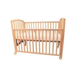 "Pali CIAK PETIT baby cot (022902) - Natural - 49.3 x 25.6"""