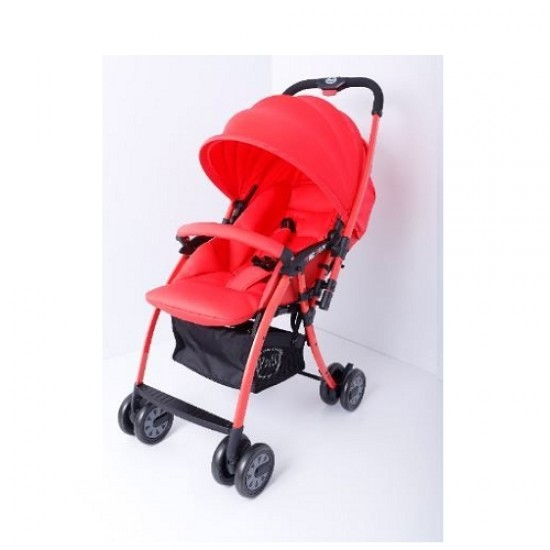 Pali TRE.9 SW Stroller - Red (350SW35RCA)