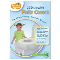 Parents League Disposable Potty Covers - 20 pcs