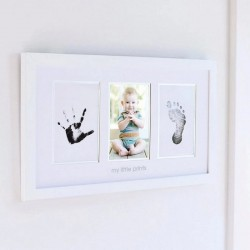 Pearhead Baby Print Photo Frame
