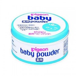 Pigeon baby powder - 150 g (Blue Tin)