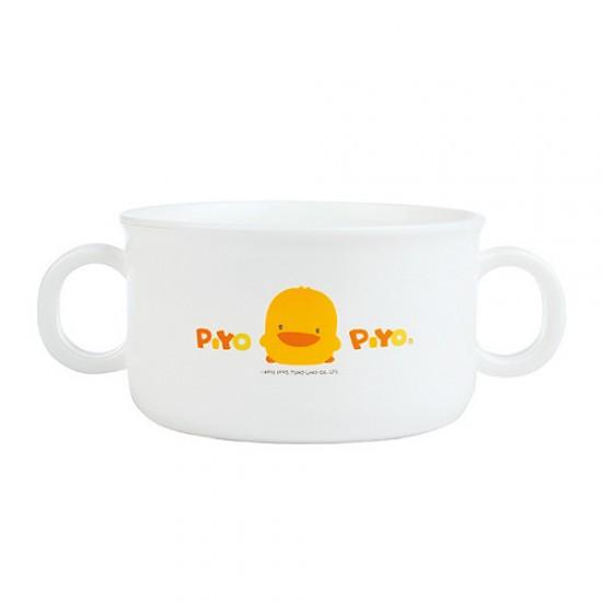 PiyoPiyo Double handled soap Cup