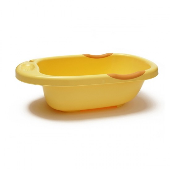 PiyoPiyo Luxury Baby Bath Tub - Yellow