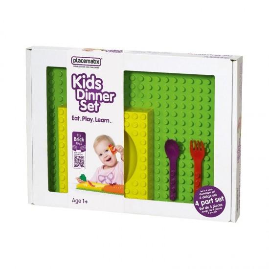 Placematix Kids Gift Box (4pcs) - Yellow