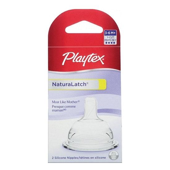 Playtex NaturaLatch Nipple - Y-cut- 2 pcs