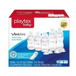 Playtex Ventaire Bottle Feeding Newborn Gift Set
