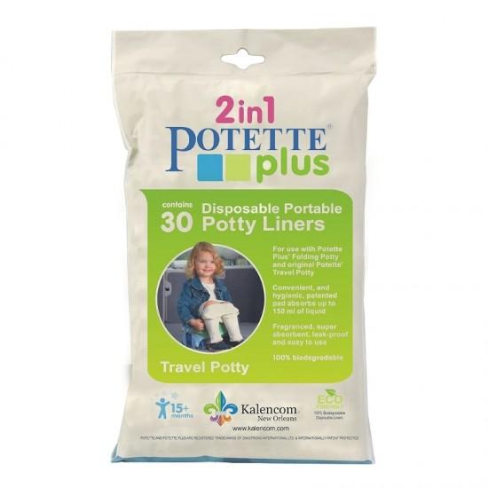 Potette Plus Disposable Liner 30pcs