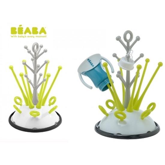 BEABA Feeding bottle draining rack - NEON