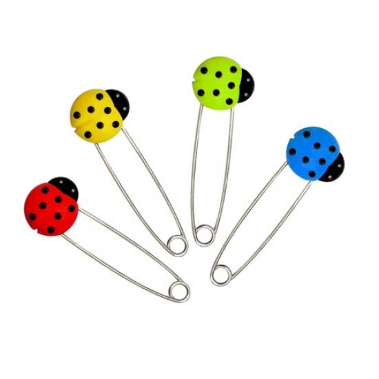 Puku Safety Pins