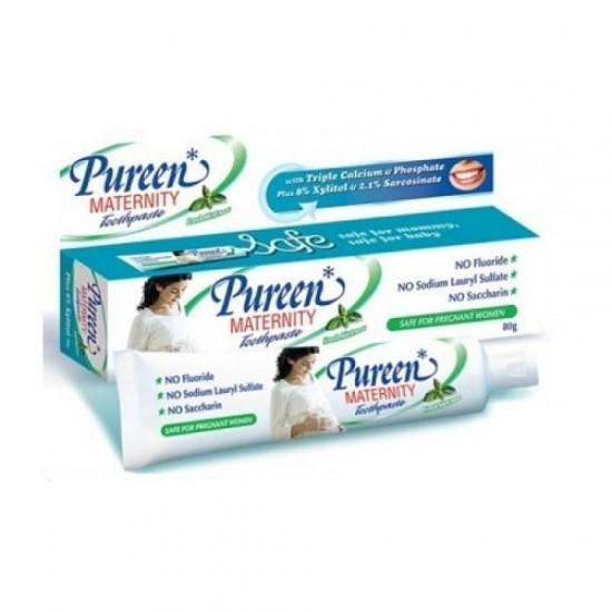 Pureen Maternity Toothpaste (Fluoride Free)