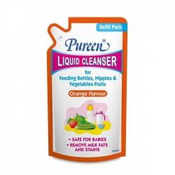 Pureen Liquid Cleanser Orange Refill (600ml)