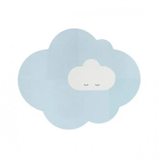 Quut Playmate - Head in the Clouds  (L - 175 X 145 cm) - Dusty Blue