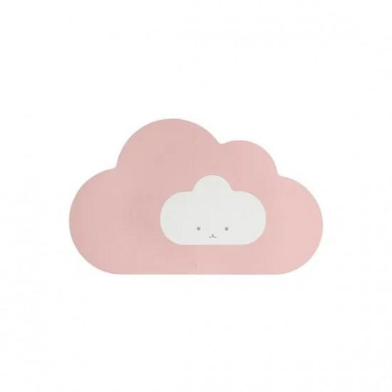 Quut Playmate - Head in the Clouds  (S - 145 X 90 cm) - Blush Rose