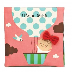 Read & Play Soft Book - It's a Girl