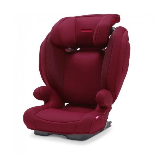 Recaro Monza Nova 2 Seatfix Carseat - Garnet Red (88010430050)