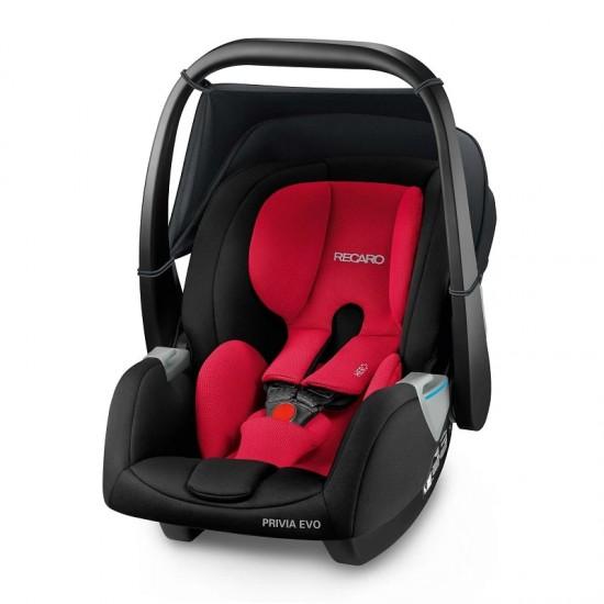 Recaro Privia Evo Car Seat - Red (88002230050)