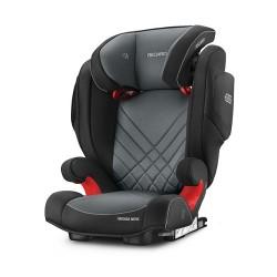 Recaro Monza Nova Evo SeatFix Carseat - Carbon Black