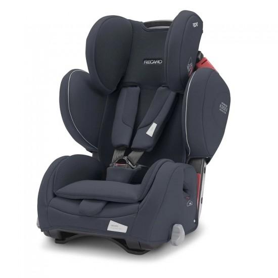 Recaro Young Sport Hero Car Seat - Mat Black (88014300050)