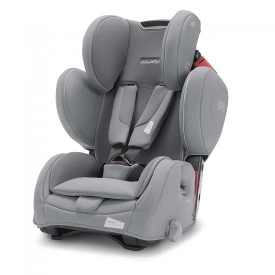 Recaro Young Sport Hero Car Seat - Silent Grey (88014310050)