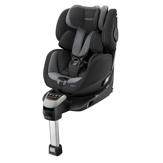 Recaro Zero.1 i-Size Car Seat - Carbon Black
