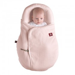 Red Castle Cocoonacover™ quilted  - Pink
