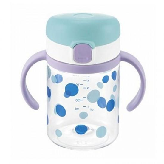 Richell aquela clear drinking bottle mug - 200 ml
