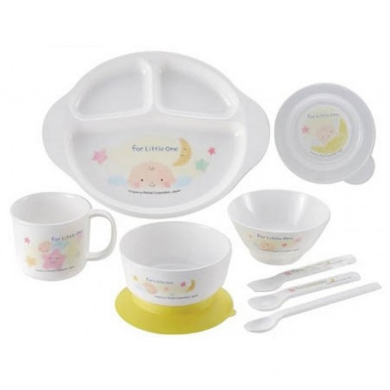 Richell LO Feeding Set # 3