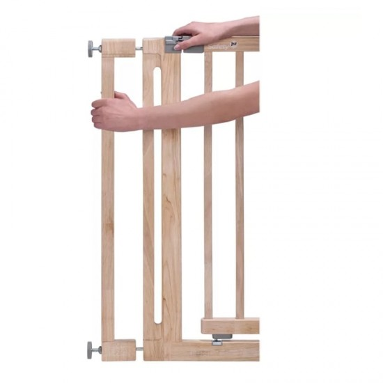 Safety 1st Safety Gate Easy Close Extension -  Wood 8  cm