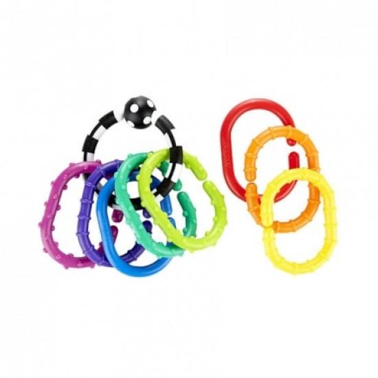 Sassy Ring o' Links