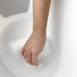 Shnuggle Bath Tub - Aqua