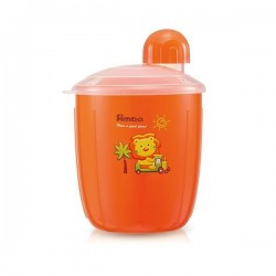 Simba quadruple milk powder container