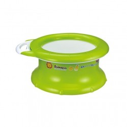 Simba Travel Potty - Green