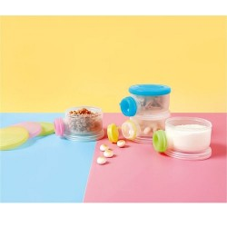 Simba milk powder container