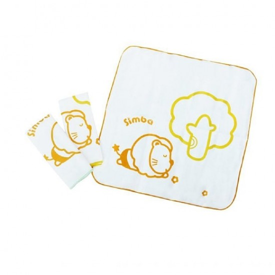 Simba printed handkerchief - 3 pcs