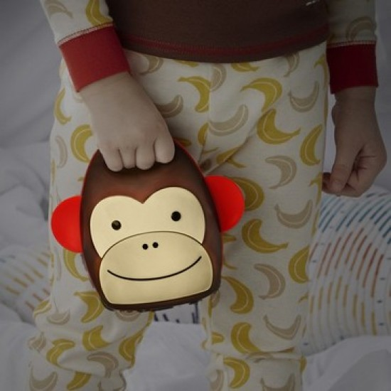 Skip Hop Zoo Take-Along Nightlight - Monkey