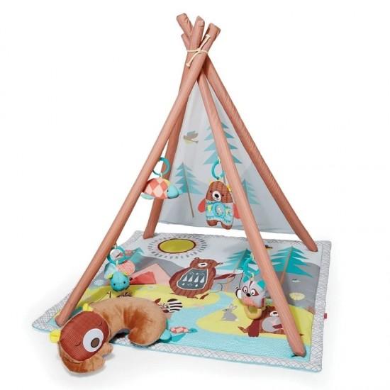 Skip Hop Camping Cub Activity Gym