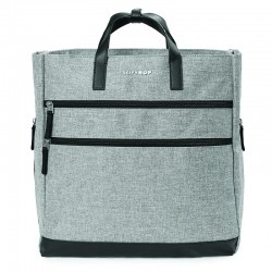 Skip Hop Trio Convertible Nappy Backpack - Grey