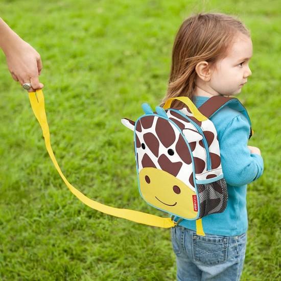 Skip Hop Zoo-let Mini Backpack With Rein - Giraffe