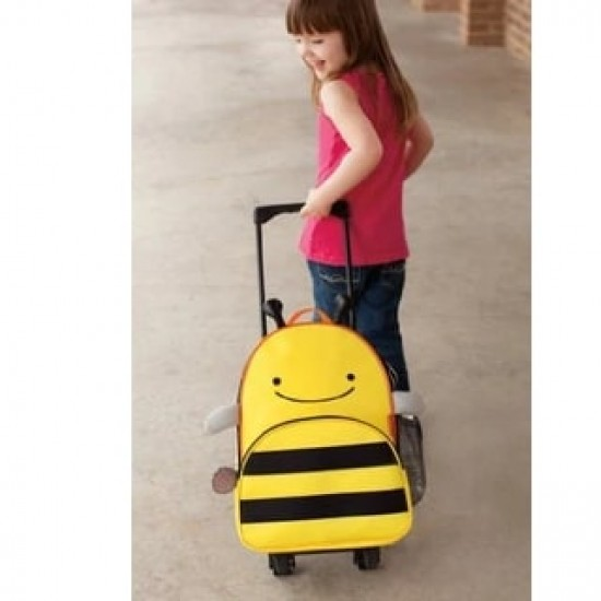 Skip Hop Zoo Luggage - Bee