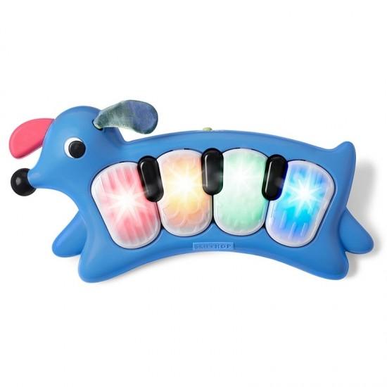 Skip Hop Vibrant Village Light-Up Dog Piano