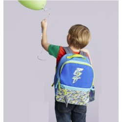Skip Hop Forget Me Not Backpack & Lunch Bag - Lightning
