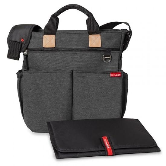 Skip Hop Duo Signature Diaper Bag - Soft Slate