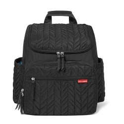 Skip Hop Forma Backpack - Jet Black