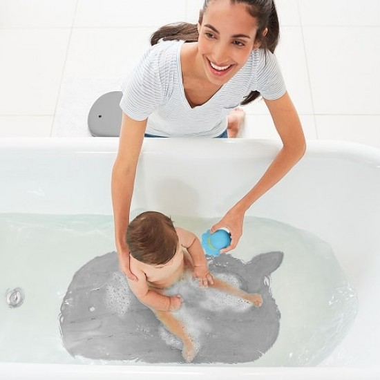 Skip*Hop Moby Bath Mat - Grey