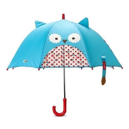 Skip Hop Little Kid Umbrella - Owl